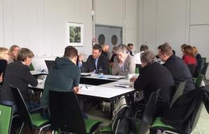 """Bürgergespräche zum Lernen im Digitalen Wandel in Neuss, Workshop """"Selbstbestimmtes Leben"""""""